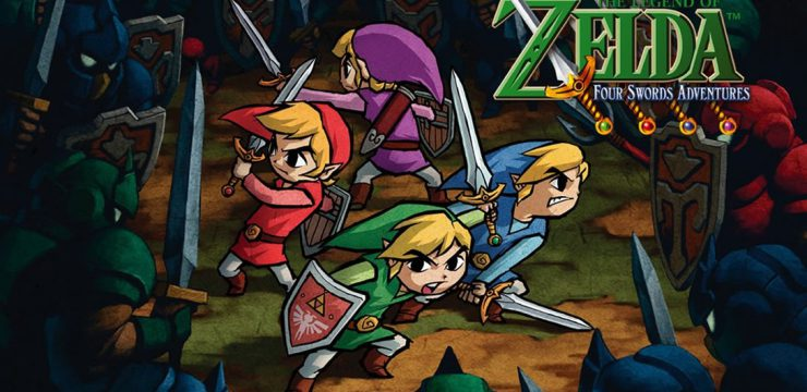 Legend of Zelda – Four Swords Rules v1.3