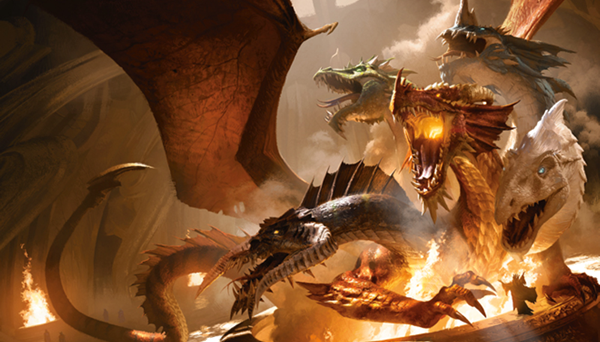 D&D 5th Edition – Tyranny of Dragons & More Announced