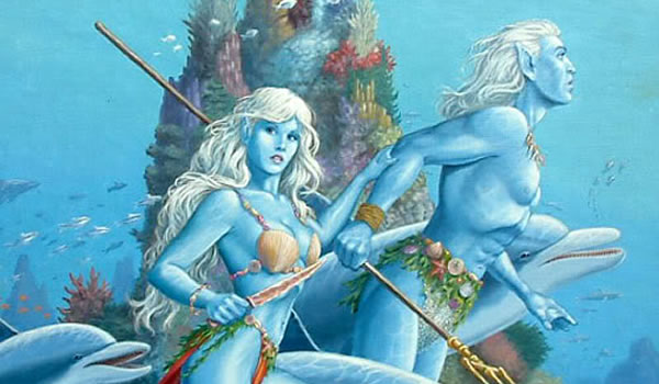 5e Aquatic Elf / Sea Elf