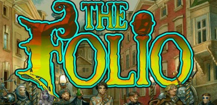 The Folio #4 – 1E/5E Format Adventure Module – Kickstarter