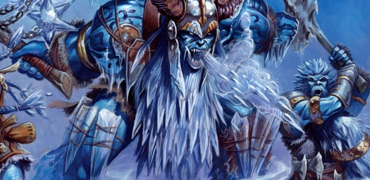 10 Awesome Monsters for a D&D 5e Arctic Encounter