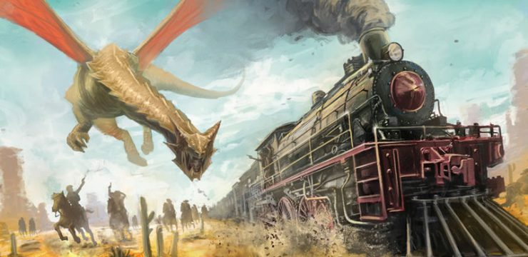 Wild West Setting for D&D 5e