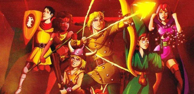 Dungeons & Dragons Cartoon – Magic Items