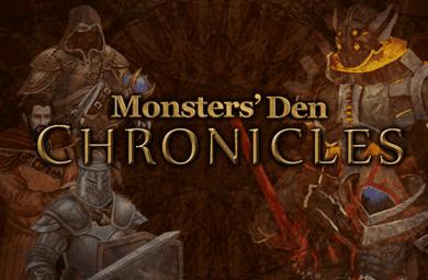 Monster's Den: Chronicles – Online RPG Game