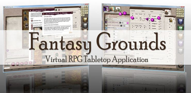 Fantasy Grounds – Official D&D Virtual Tabletop License