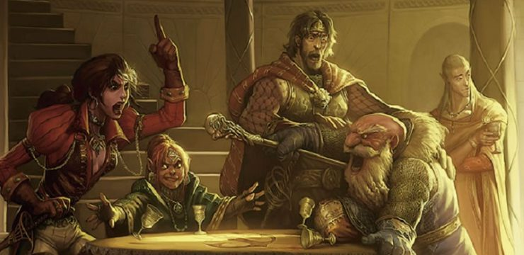 D&D 5e Combat – Initiative House Rule Option #1