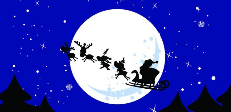 D&D 5e Christmas/Holiday Adventure – The Darkest Night
