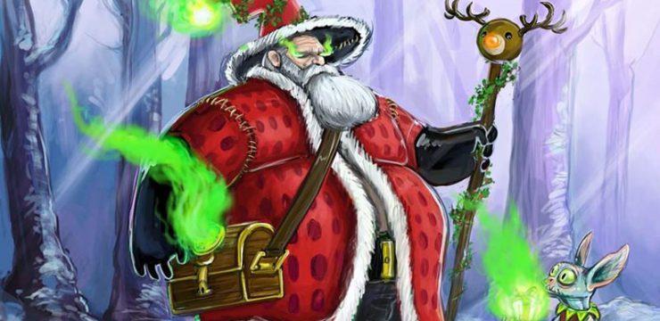 Christmas Themed Adventures
