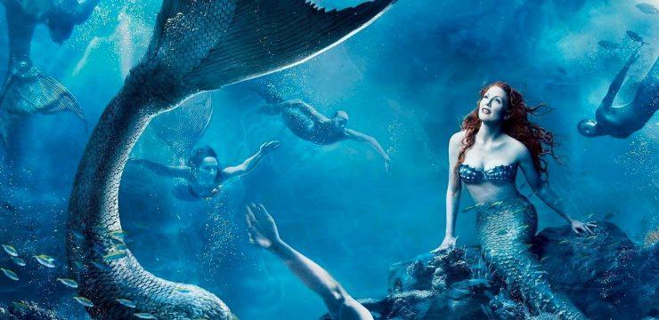 Aquatic Allies: Merfolk for 5th edition