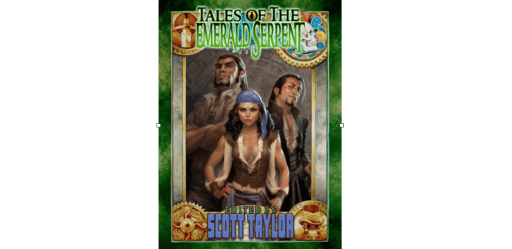 """The Tales of the Emerald Serpent"" Anthology: ""Between"" by Todd Lockwood"