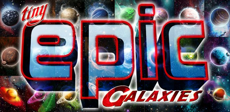 Tiny Epic Galaxies – Kickstarter