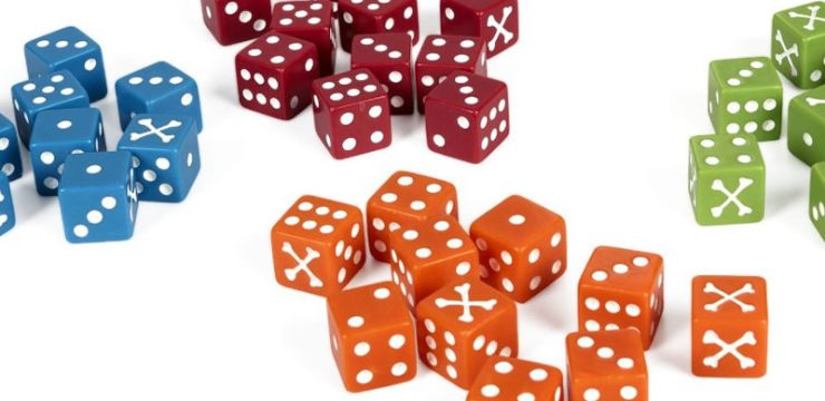 Battling Bones Dice Game – Review