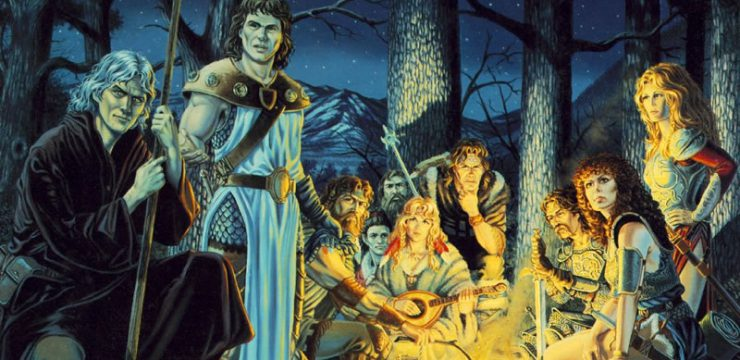 Dragonlance in 5th Edition – Campaign World & Adventures
