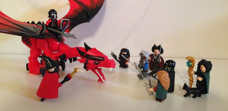 Miniatures – Kids Building Characters with LEGO, Imaginext and More