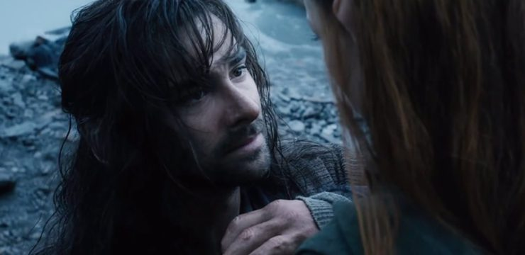 What if Kili and Tauriel… D&D 5e Dwelves