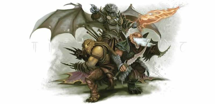 More than a Color, 5th edition Dragonborn, Part 1