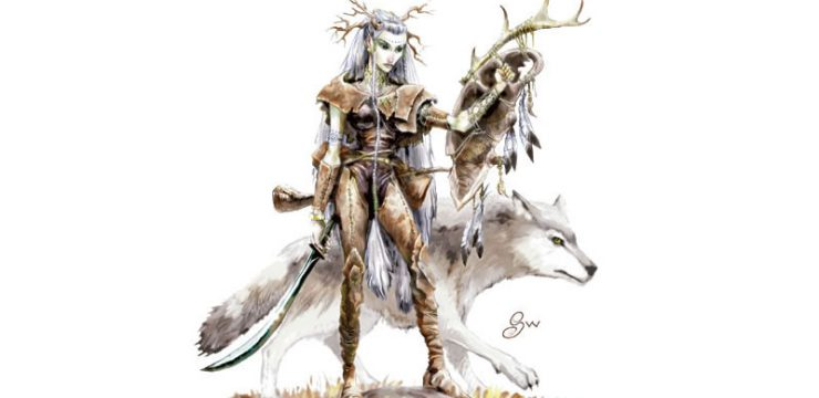 The Druid Class, Part Three