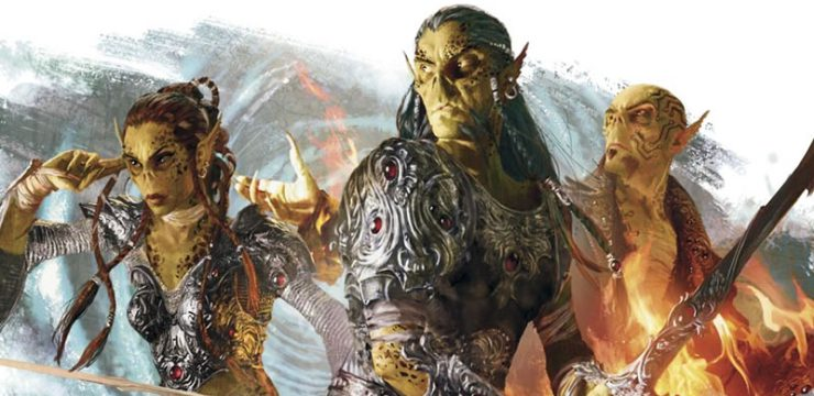 New Options for Githyanki and Githzerai PCs