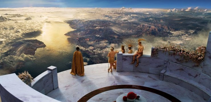World Building – Part 3: Religion