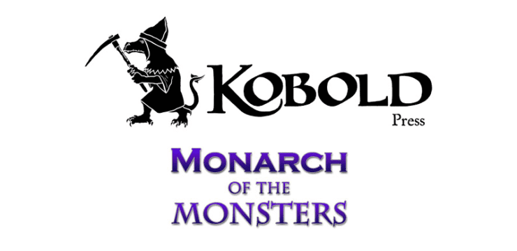 D&D 5E Monster Design Contest – Monarch of the Monsters