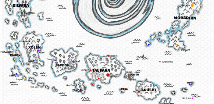 World Building – Part 2: A History for Your World