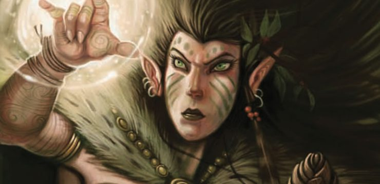 The Druid Class, Part Five