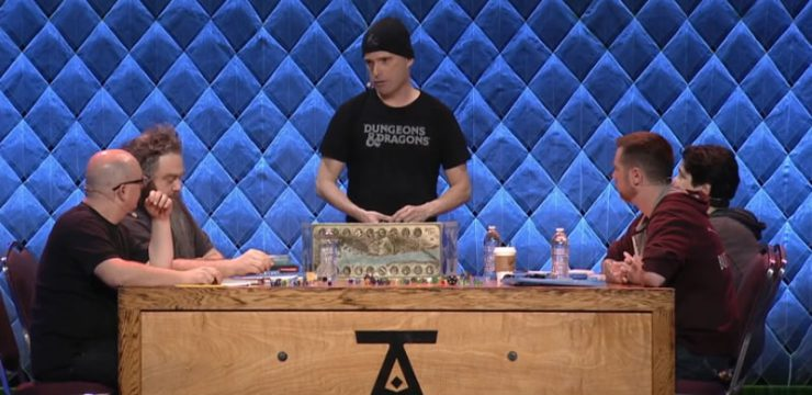 PAX EAST 2015: Acquisitions Incorporated Live D&D Game on Twitch
