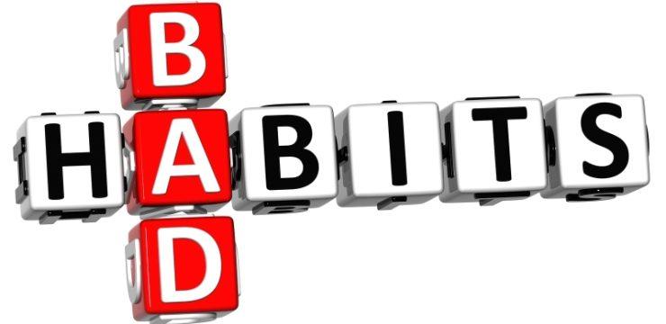 5 Bad DM Habits