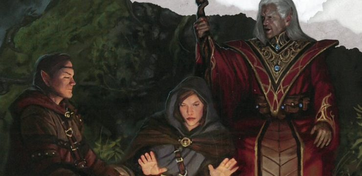 Unearthed Arcana – June 2016 – FEATS!