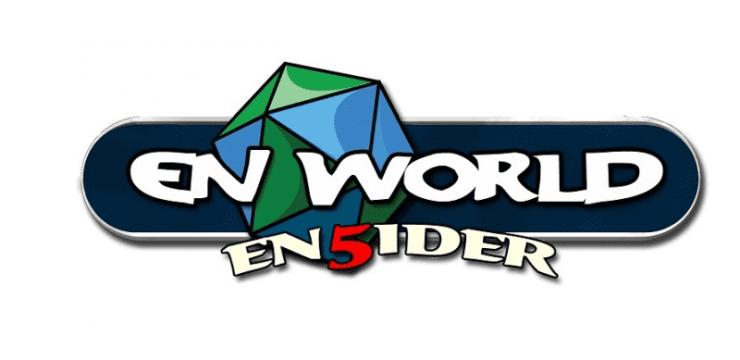 EN World's EN5ider has Launched