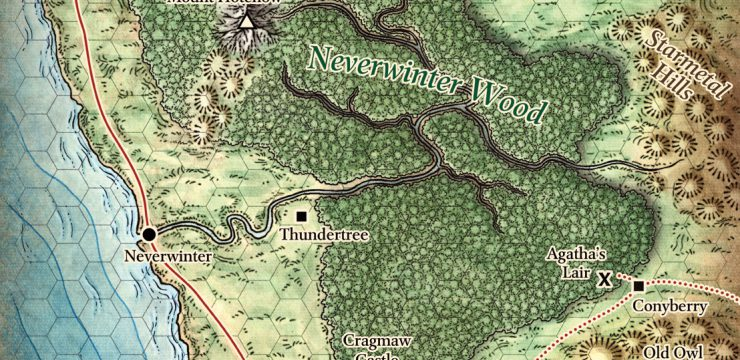 World Building – Part 5: Geography