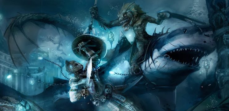 Interview with Aquatic Gaming Guru, Emily Kubisz