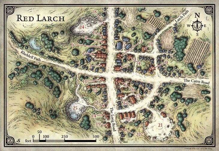Как создать карту местности онлайн