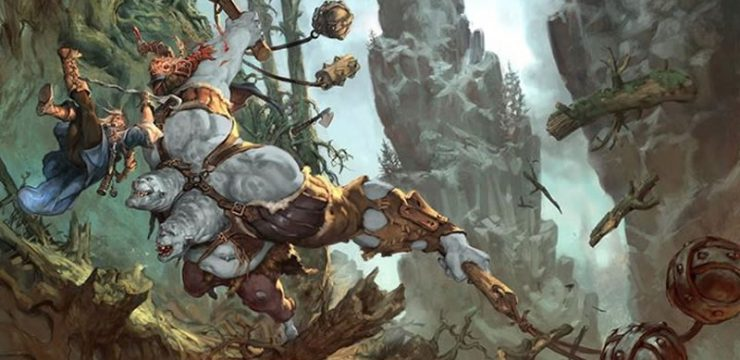 It's Hammer Time! New Giantslayer Adventure Path Available