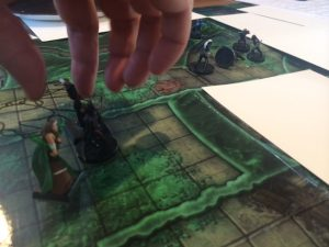 Paizo maps in action.