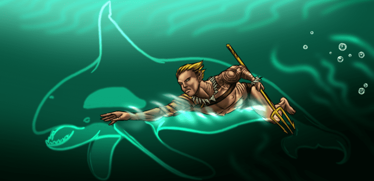 Apex Predators: Aquatic Barbarians for 5th edition