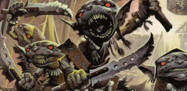 Free RPG Day – Goblins and More