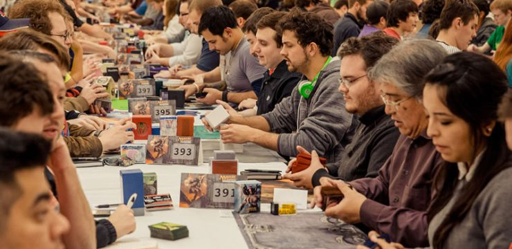 Magic: First Steps into Competitive Play