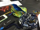 Dice Bags by Cottantail Kite