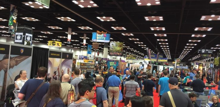Gen Con 2015 – Day 1 (Morning) Gallery