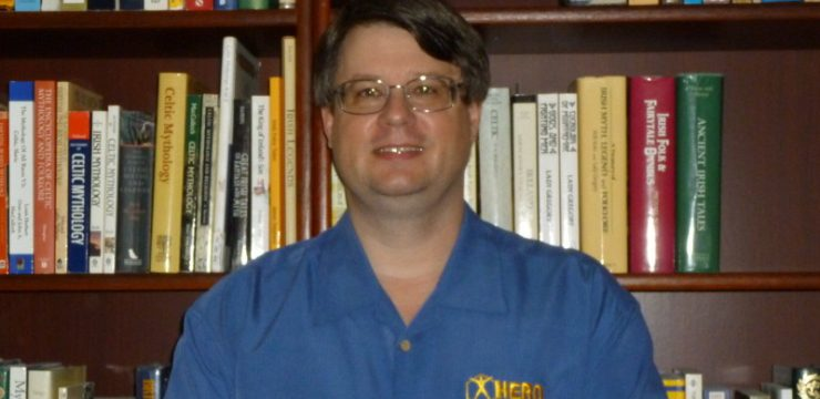 """Interview with Author and """"Hero System"""" Hero, Steven S. Long"""
