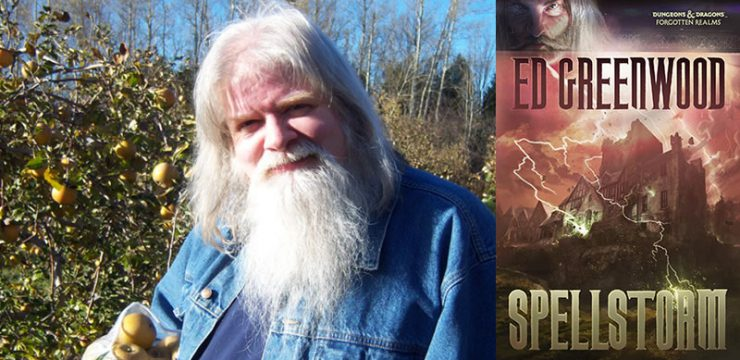 Ed Greenwood Talks Forgotten Realms, Libraries and Life