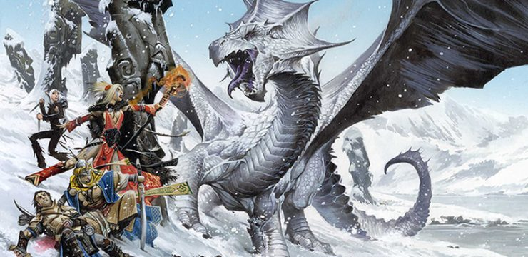 Try Pathfinder's Golarion for Your Next Campaign Setting