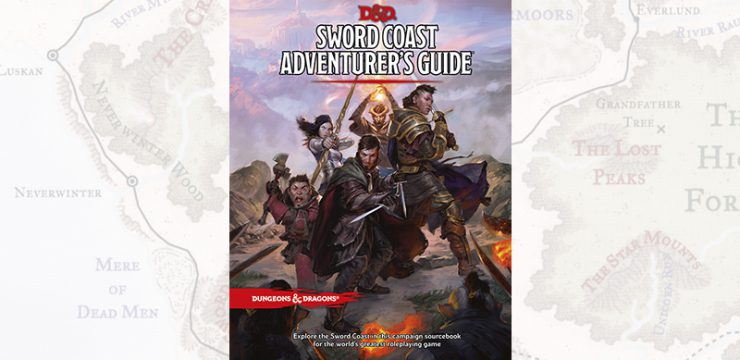 Sword Coast Adventurer's Guide This Fall for D&D 5th Edition