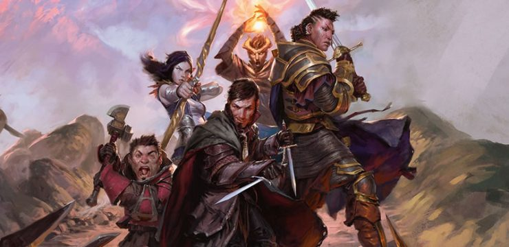 Sword Coast Adventurer's Guide Preview – Bounty Hunter Background