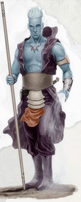 OOOOSSSHHHHH The Air Genasi Monk