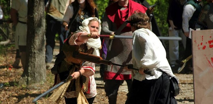 LARPing: an Intro for Tabletop Gamers