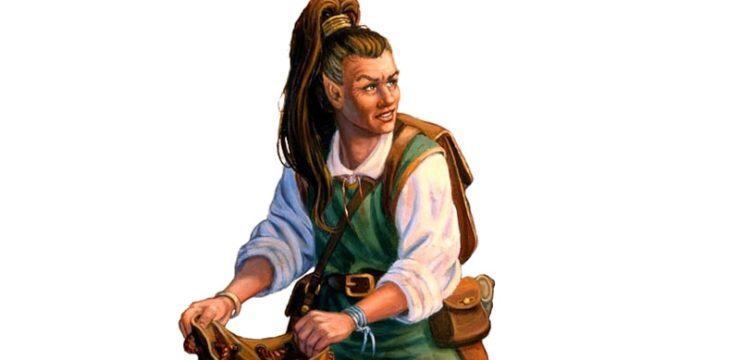 Kender for D&D 5th Edition: A Reluctant Test of Design