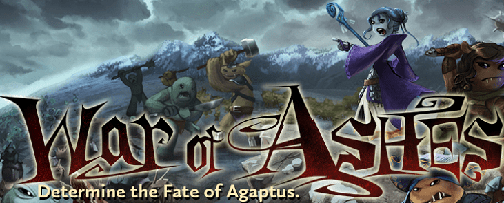 War of Ashes – Fate of Agaptus