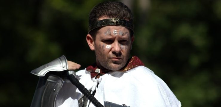 What Tabletop Can Learn from LARPing
